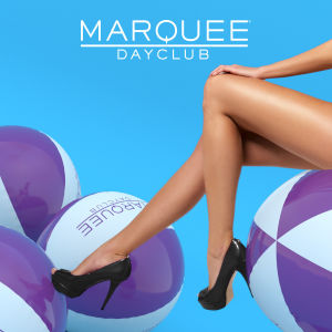 MARQUEE DAYCLUB, Saturday, August 31st, 2019