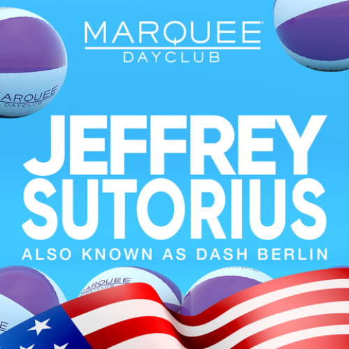 LABOR DAY WEEKEND: JEFFREY SUTORIUS - Marquee Day Club