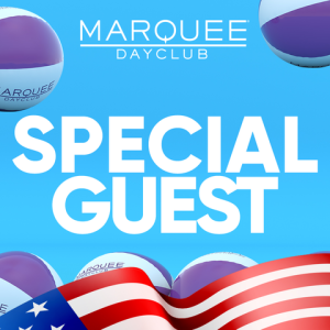 SPECIAL GUEST, Sunday, September 1st, 2019