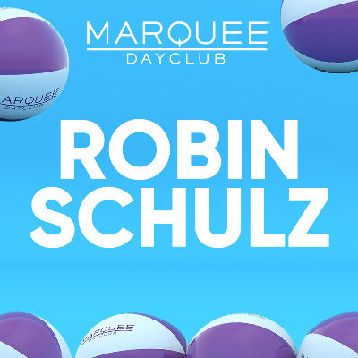 ROBIN SCHULZ, Saturday, September 21st, 2019