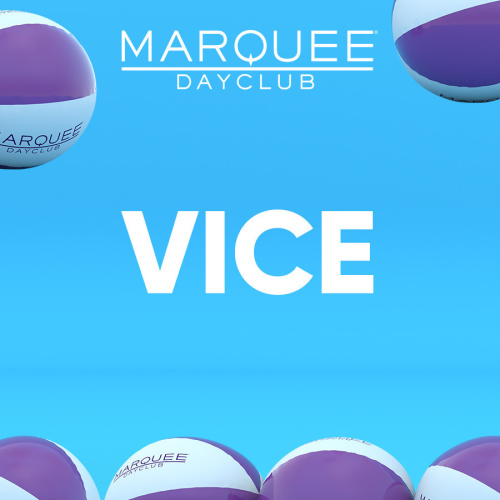 DJ Vice - Marquee Day Club