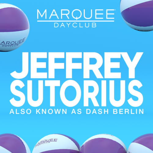 JEFFREY SUTORIUS - Marquee Day Club