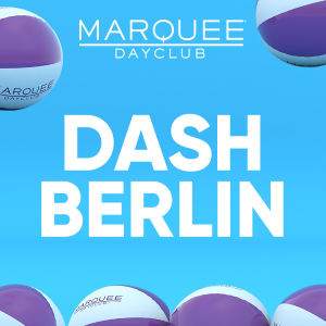 DASH BERLIN, Saturday, May 23rd, 2020