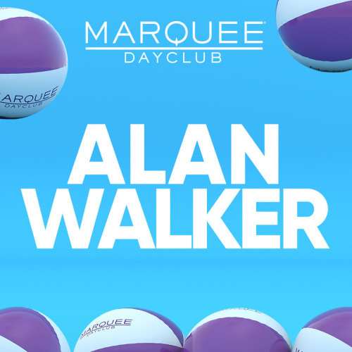 ALAN WALKER - Marquee Day Club