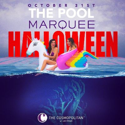 MARQUEE POOL, Saturday, October 31st, 2020