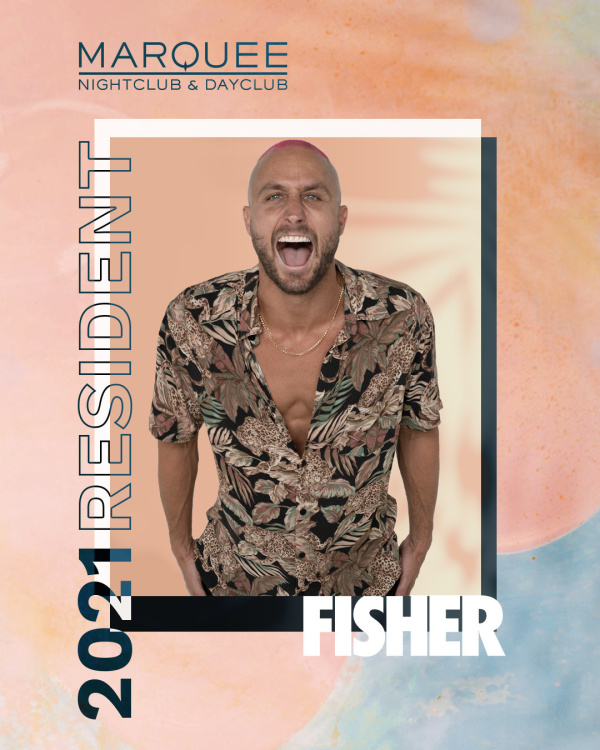 FISHER at Marquee Dayclub thumbnail