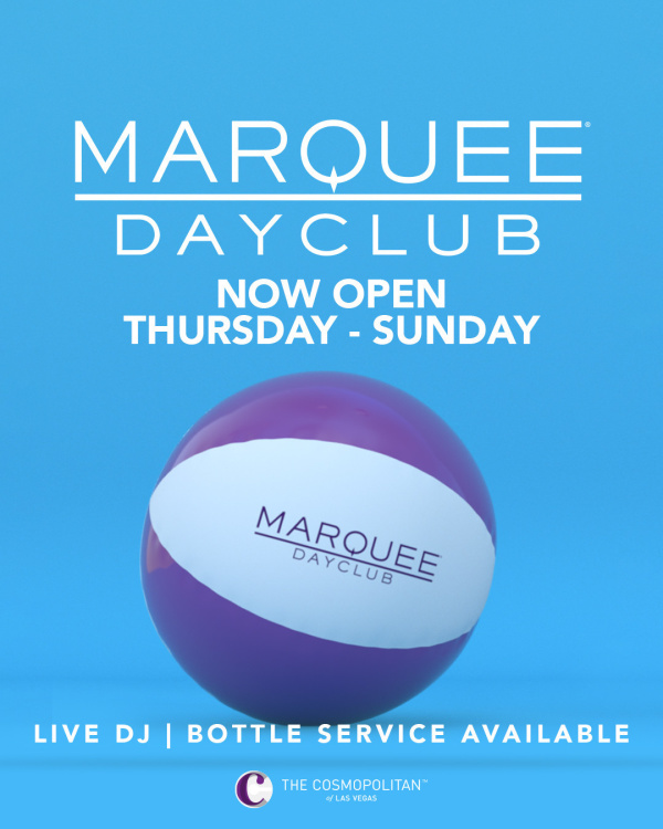 EDX at Marquee Dayclub thumbnail