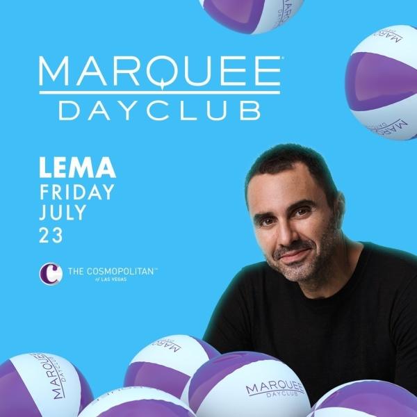 LEMA at Marquee Dayclub thumbnail