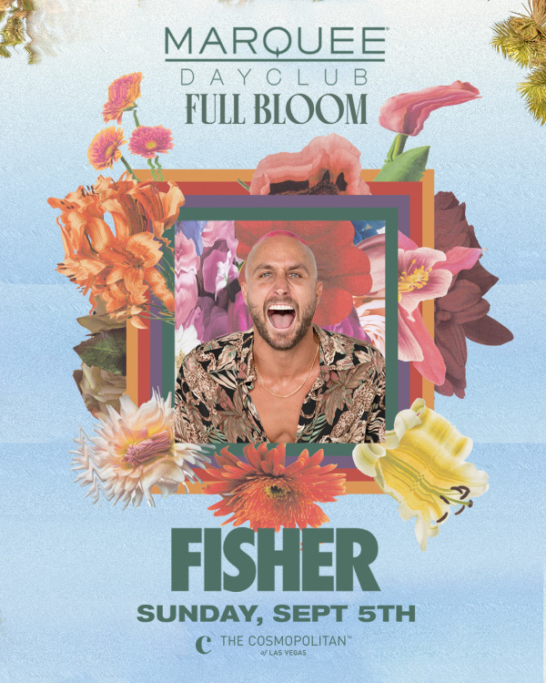 FULL BLOOM: FISHER at Marquee Dayclub thumbnail