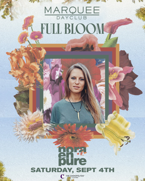 LABOR DAY WEEKEND: NORA EN PURE at Marquee Dayclub thumbnail