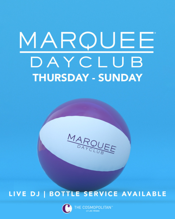 GREG LOPEZ at Marquee Dayclub thumbnail