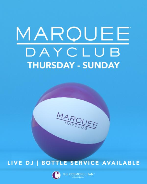 ESCOBAR at Marquee Dayclub thumbnail