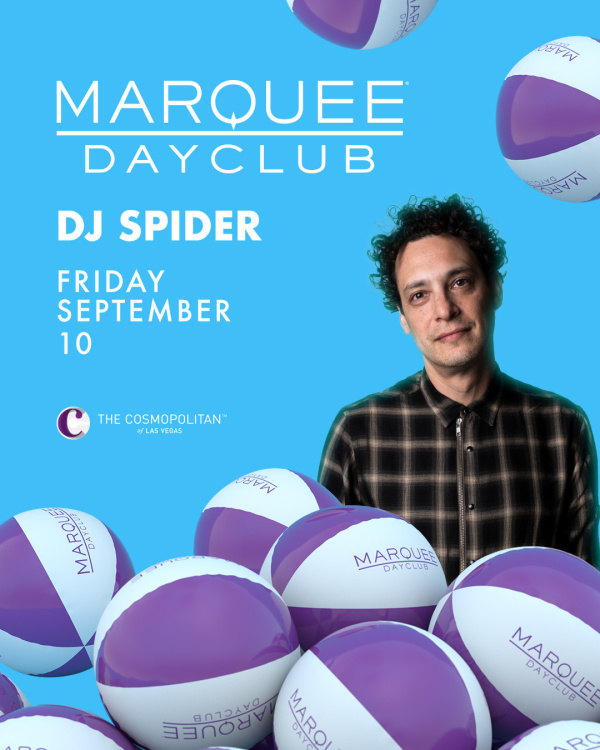 SPIDER at Marquee Dayclub thumbnail