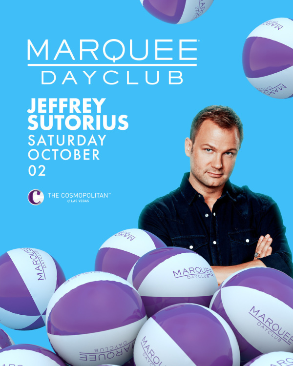 JEFFREY SUTORIUS at Marquee Dayclub thumbnail