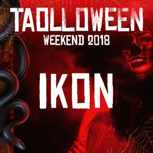 HALLOWEEN 2018 - IKON, Friday, October 26th, 2018