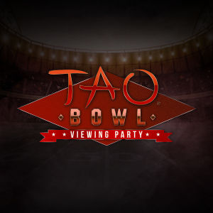 TAO BOWL 2019, Sunday, February 3rd, 2019