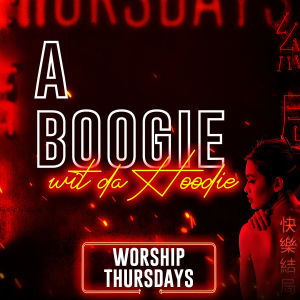 A BOOGIE WIT DA HOODIE OFFICIAL AFTER PARTY & SPECIAL PERFORMANCE, Thursday, March 28th, 2019