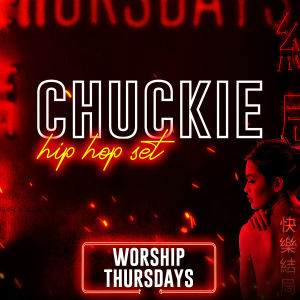 DJ CHUCKIE, Thursday, April 18th, 2019