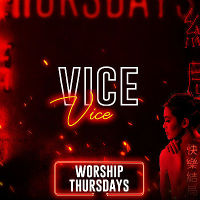 DJ VICE, Thursday, April 25th, 2019