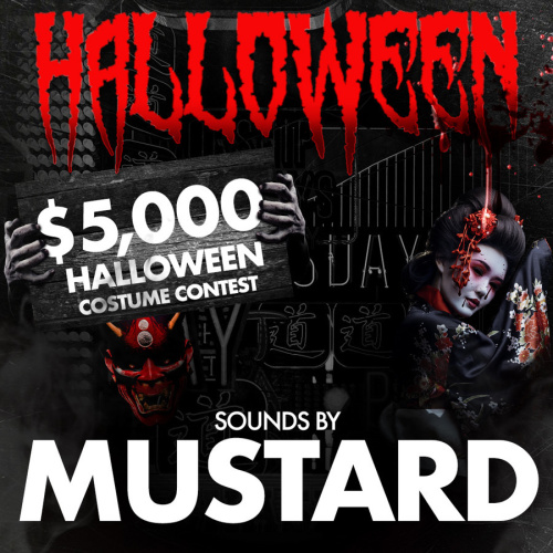 HALLOWEEN: MUSTARD - TAO Nightclub