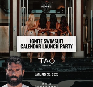 SPECIAL GUEST APPEARANCE DAN BILZERIAN WITH SOUNDS BY MIKE ATTACK, Thursday, January 30th, 2020