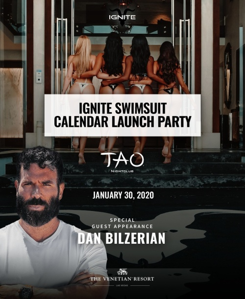SPECIAL GUEST APPEARANCE DAN BILZERIAN WITH SOUNDS BY MIKE ATTACK - TAO Nightclub