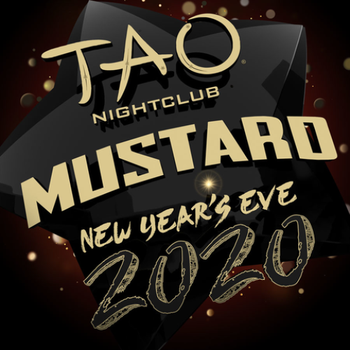NEW YEARS EVE: MUSTARD - TAO Nightclub