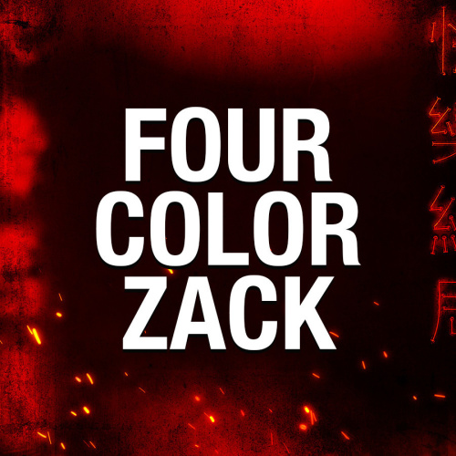 FOUR COLOR ZACK - TAO Lounge