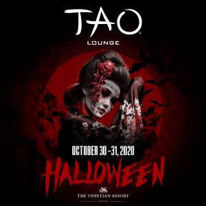 TAO LOUNGE, Friday, October 30th, 2020