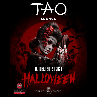 TAO LOUNGE, Saturday, October 31st, 2020
