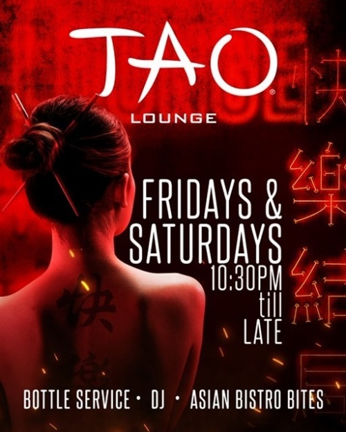 TAO LOUNGE - TAO Nightclub