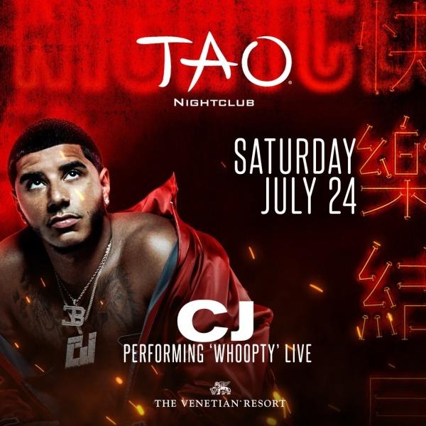 Special Performance by CJ at TAO Nightclub thumbnail
