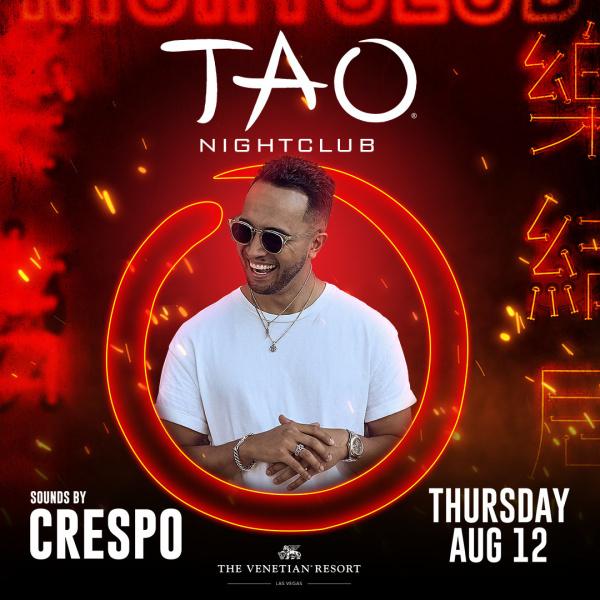 WORSHIP THURSDAYS: CRESPO at TAO Nightclub thumbnail