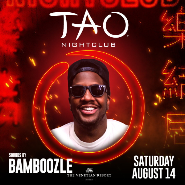 BAMBOOZLE at TAO Nightclub thumbnail