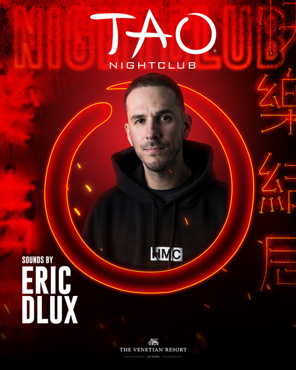 WORSHIP THURSDAYS: ERIC DLUX at TAO Nightclub thumbnail