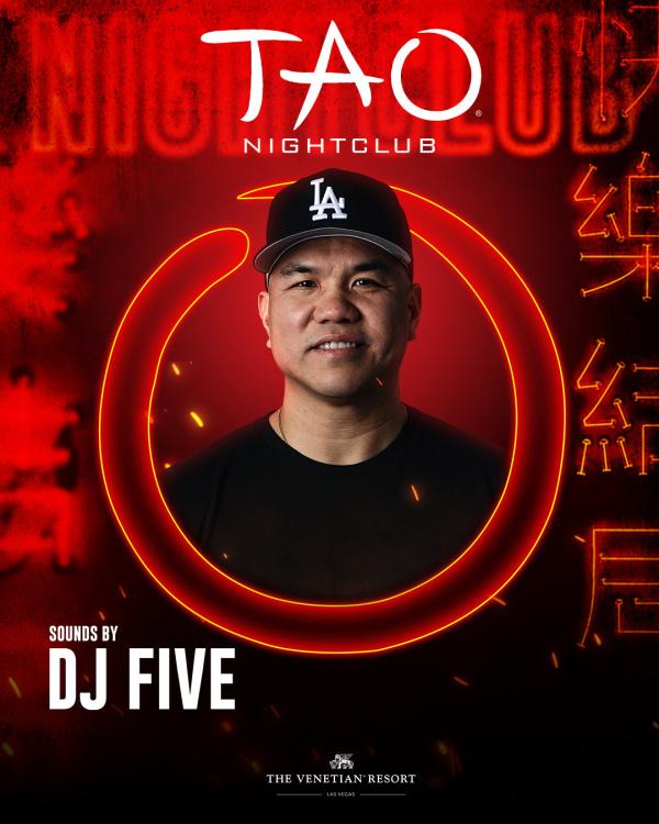 WORSHIP THURSDAYS: DJ FIVE at TAO Nightclub thumbnail
