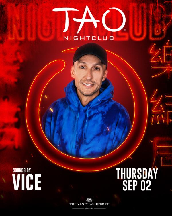 WORSHIP THURSDAYS: VICE at TAO Nightclub thumbnail