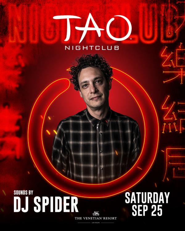 SPIDER at TAO Nightclub thumbnail