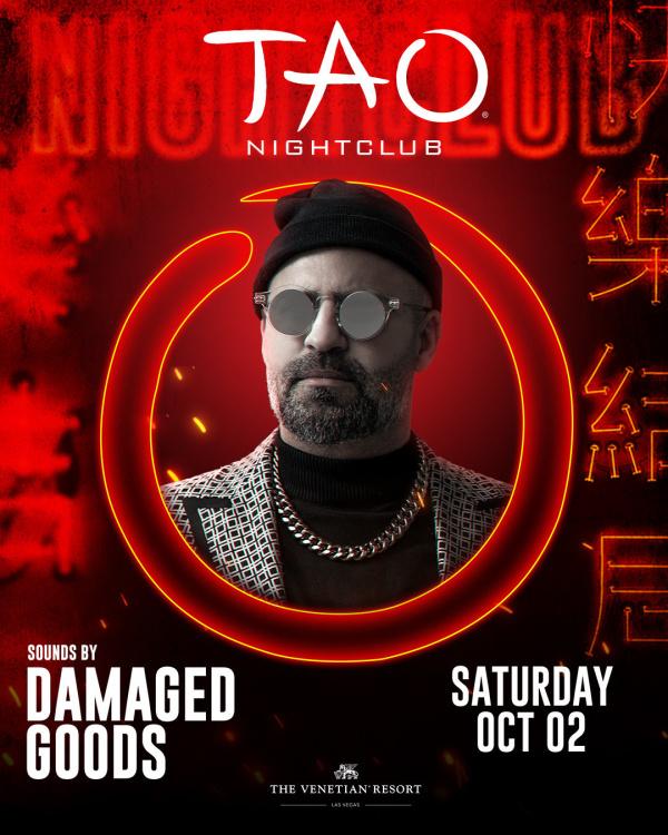 DAMAGED GOODS at TAO Nightclub thumbnail