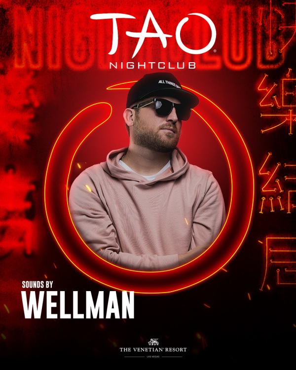 WELLMAN at TAO Nightclub thumbnail