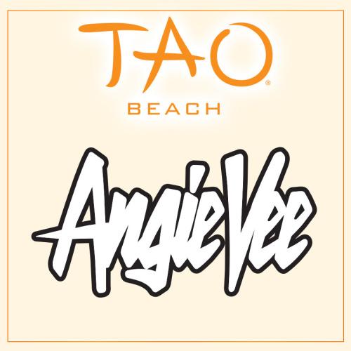 ANGIE VEE - TAO Beach Club