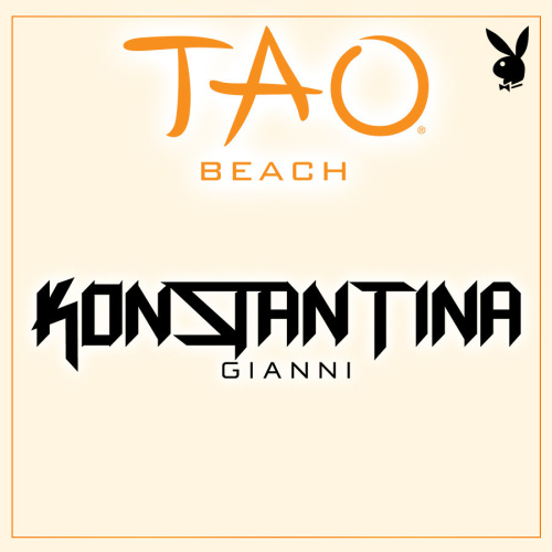 PLAYBOY FRIDAYS : KONSTANTINA - TAO Beach Club