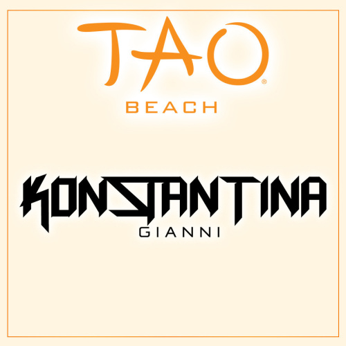 KONSTANTINA - TAO Beach Club