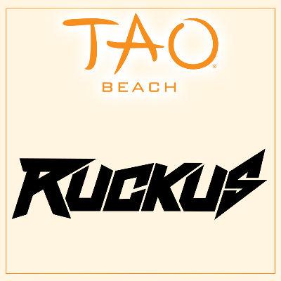 DJ RUCKUS, Saturday, September 22nd, 2018
