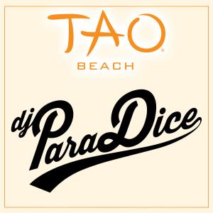 DJ PARADICE, Thursday, September 27th, 2018