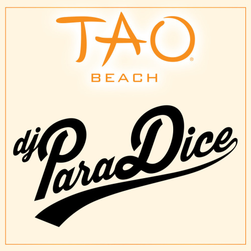 DJ PARADICE - TAO Beach Club