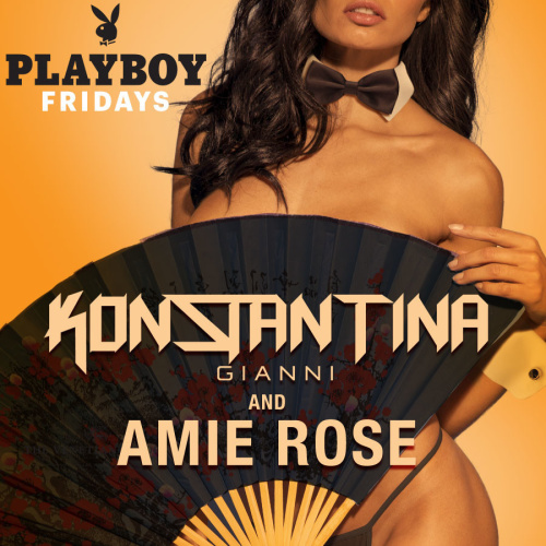 PLAYBOY FRIDAYS : KONSTANTINA & AIME ROSE - TAO Beach Club