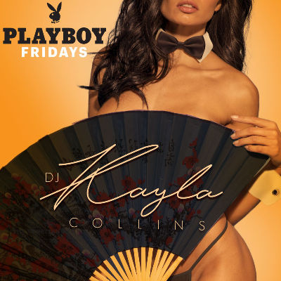 PLAYBOY FRIDAYS : KAYLA COLLINS, Friday, April 12th, 2019