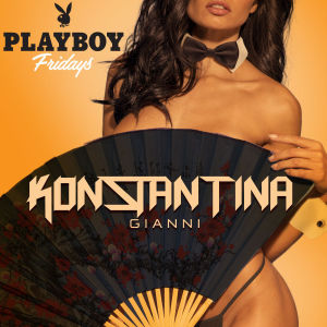 PLAYBOY FRIDAYS : KONSTANTINA, Friday, April 26th, 2019