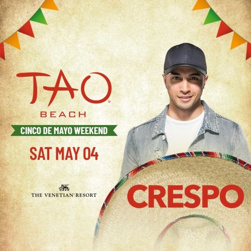 CRESPO - TAO Beach Club